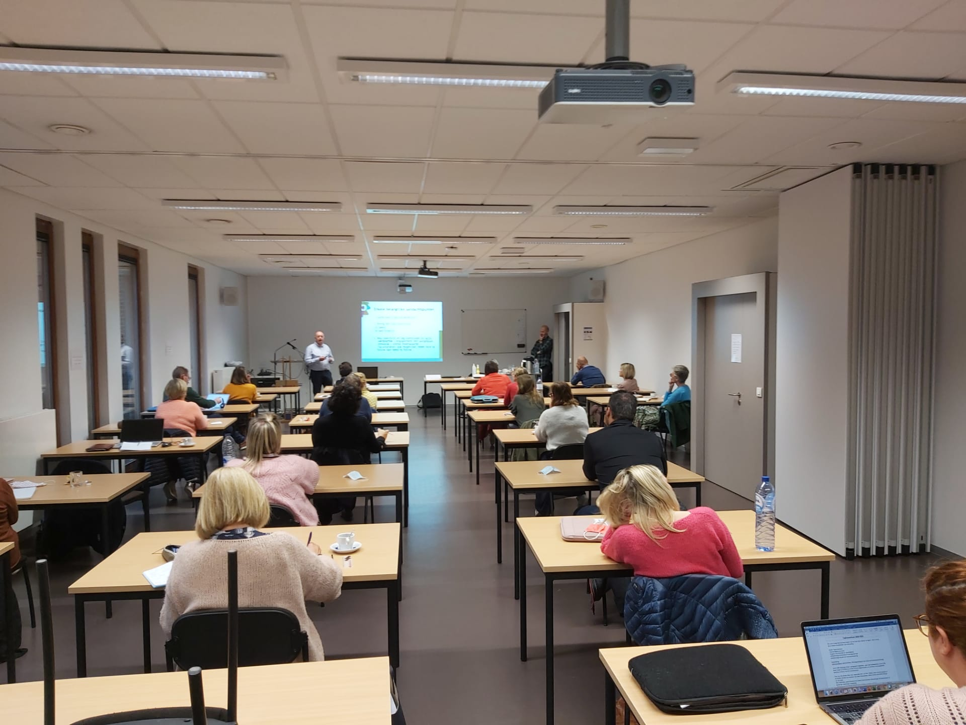28.09.2020 – 1ste infosessie – Brugge/Kortrijk
